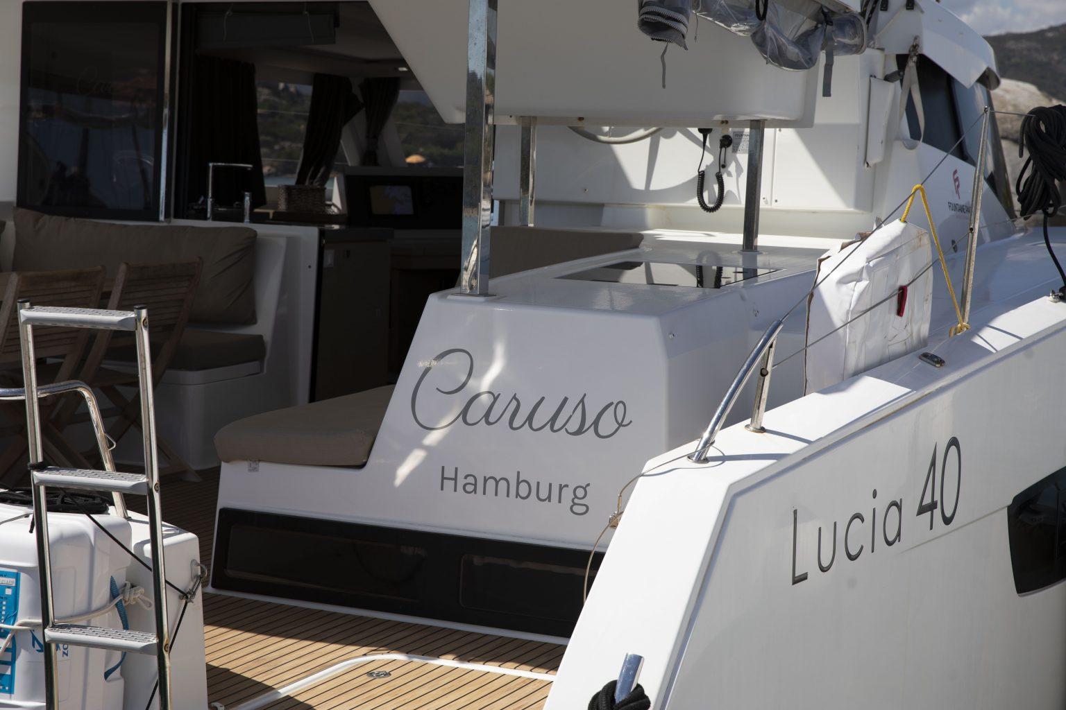 Caruso Lucia 40 sardegna
