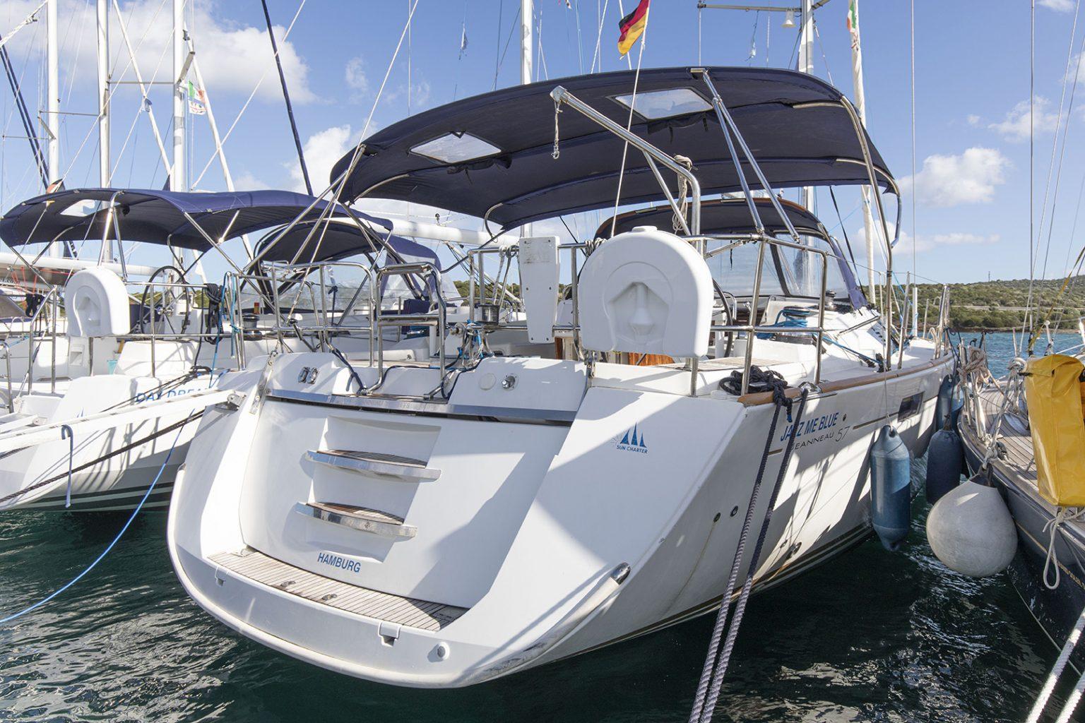 Jeanneau 57 Sun Charter Sardinia