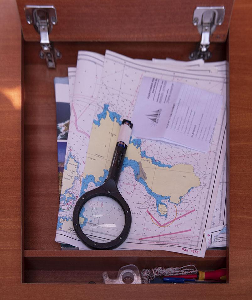 Dufour 410 Little Dream Sun Charter Sardinia