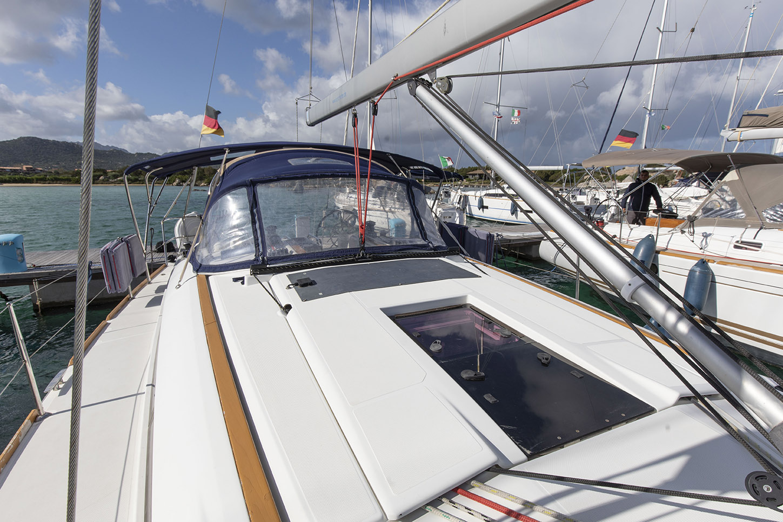 Sun Odyssey 409 Swiss Lady Sun Charter