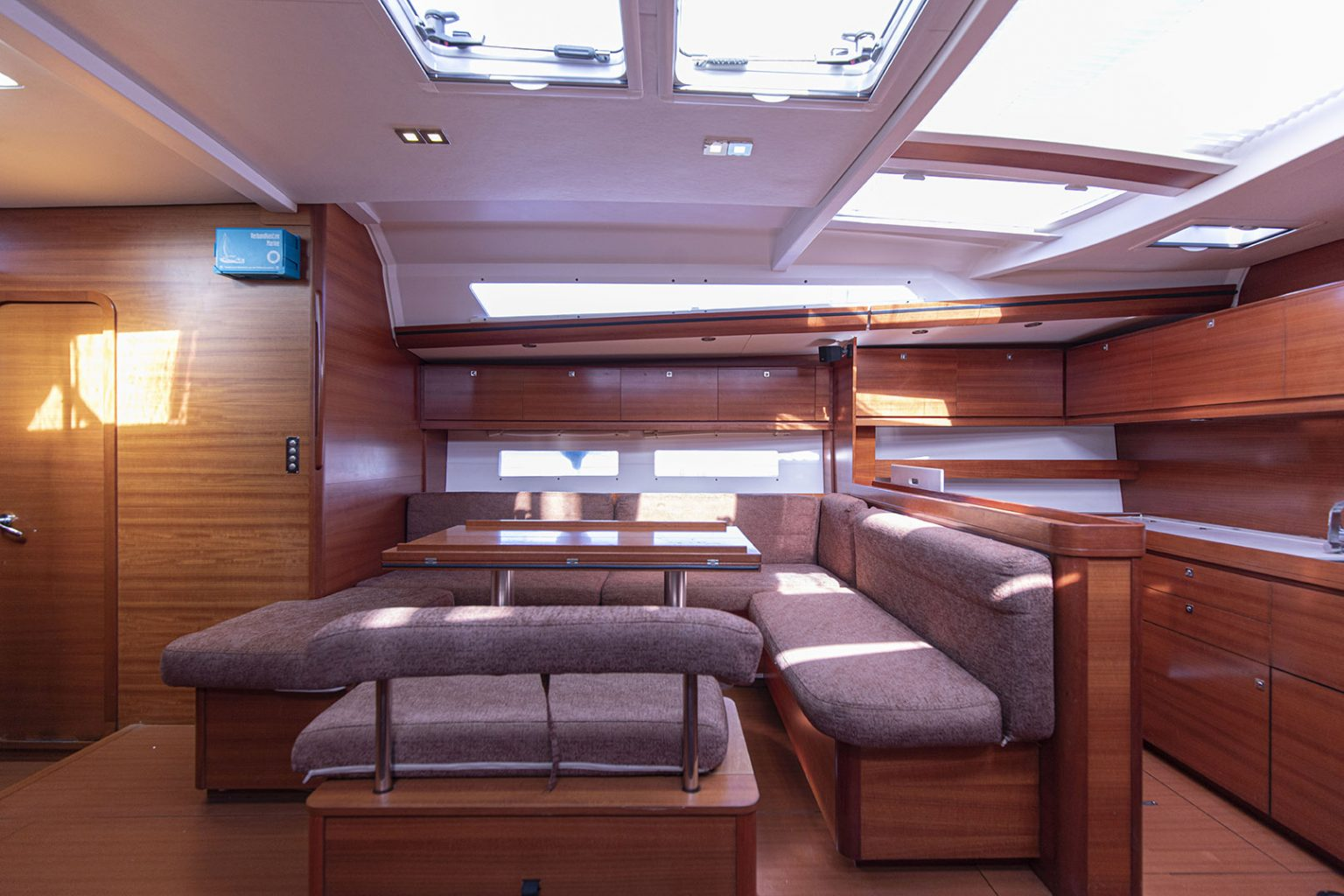Dufour 560 That's All Sun Charter
